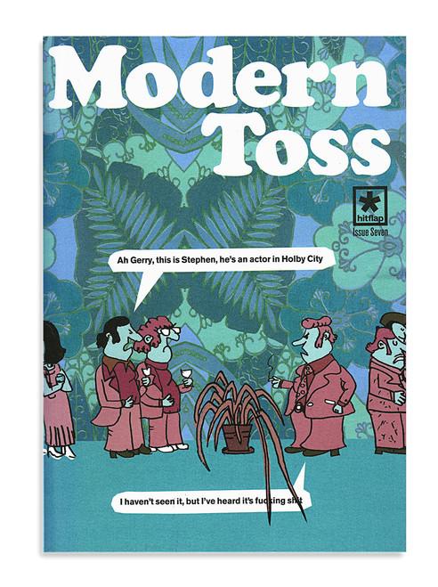 Modern Toss Comic - Issue 7