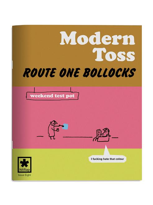 Modern Toss Comic - Issue 8