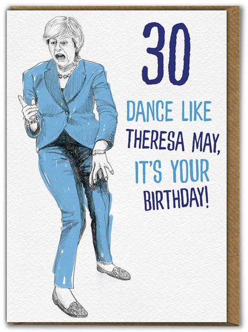 Theresa May 30th Birthday