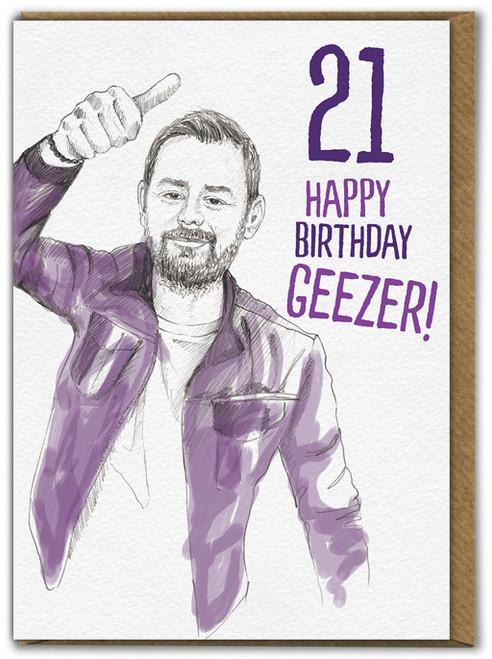 Danny Dyer 21st Birthday