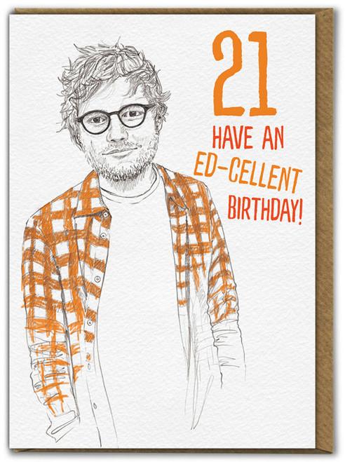 Ed Sheeran 21st Birthday