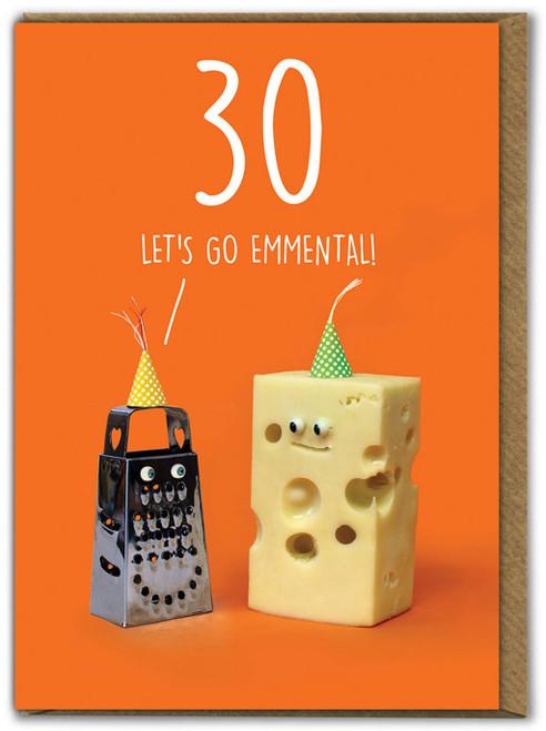 Go Emmental 30th Birthday