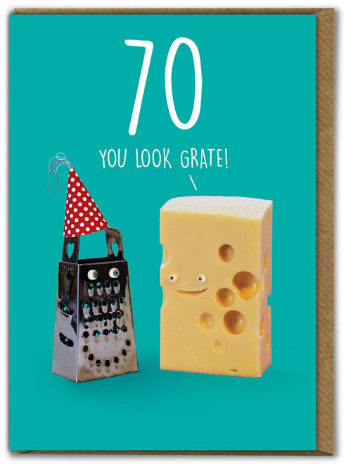 Look Grate 70th Birthday