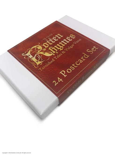 Ye Olde Rotten Rhymes - 24 Postcard Set
