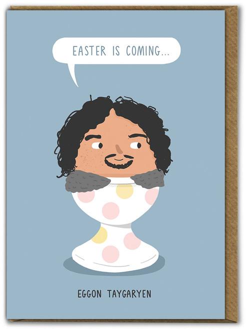 Eggon Taygaryen Easter Card