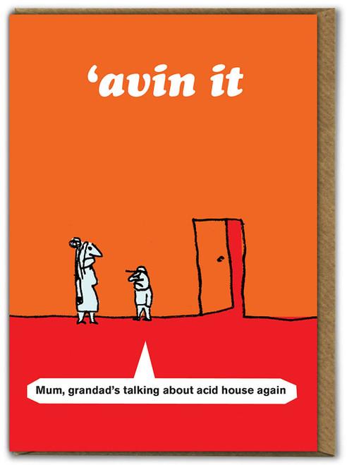 Avin It Card