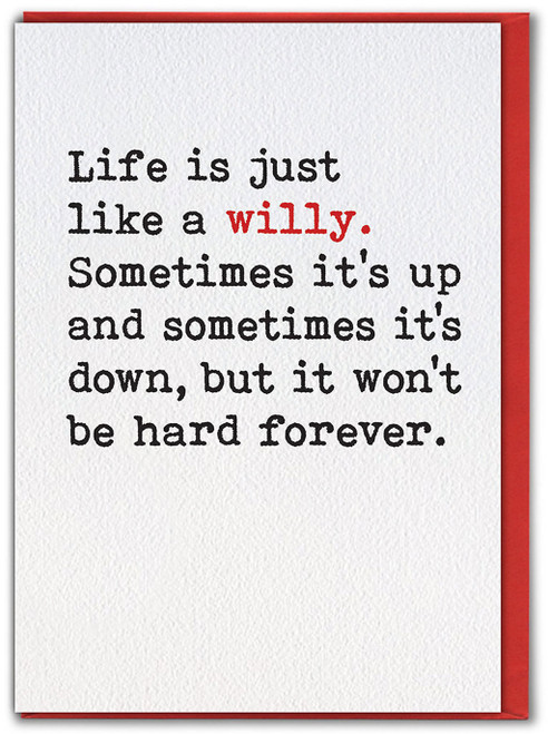 Life Like A Willy