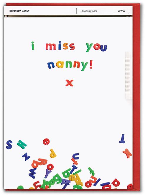 I Miss You Nanny