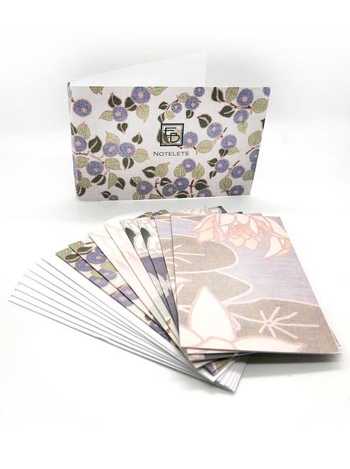 8 Pack of Floral (Boxed) Greeting Cards - Emily Burningham Range