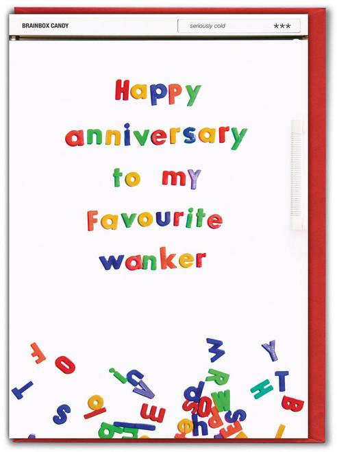 Anniversary Wanker