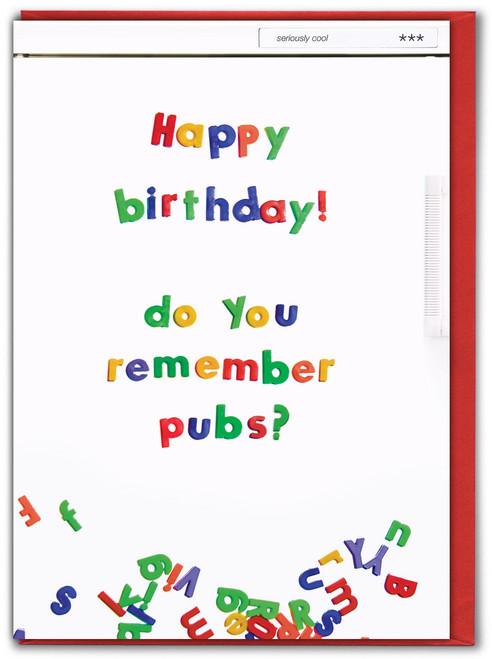 Remember Pubs