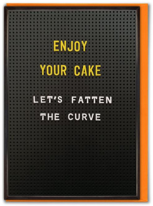 Cake Fatten Curve
