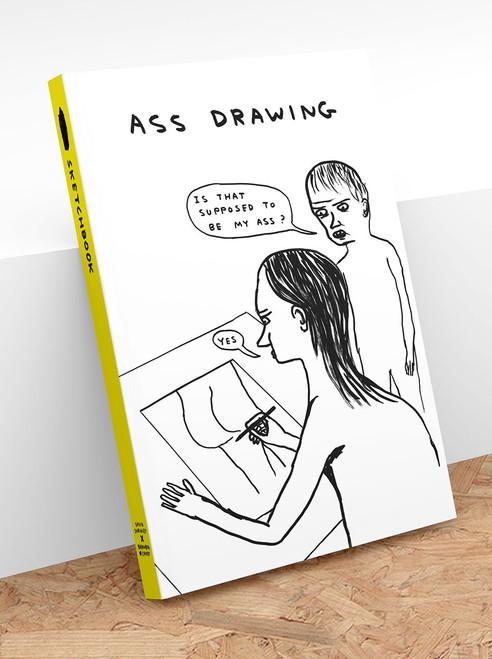 ART005 Ass Drawing Sketchbook David Shrigley