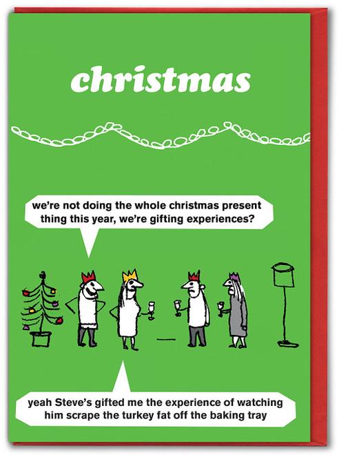 Christmas Experience Card