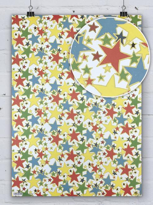 Stars - Emily Burningham Gift Wrap