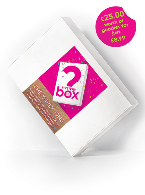 Mystery Bargain Box (Girly Box) £25 Of Goodies For Just £10