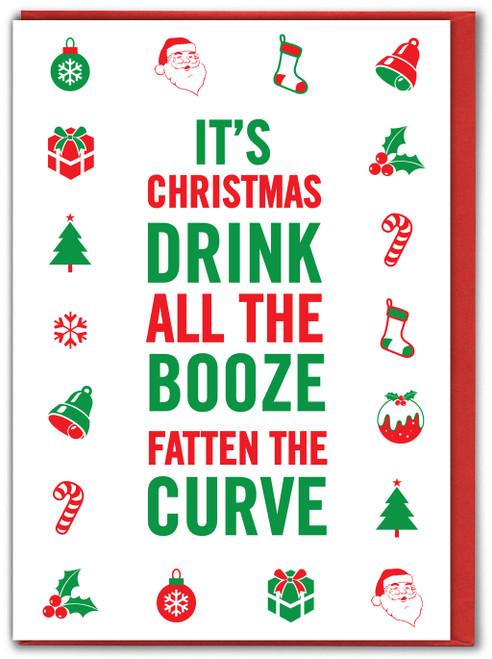 Booze Fatten Curve