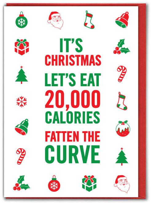20000 Calories Fatten Curve