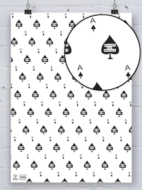 Fucking Ace Present Gift Wrap