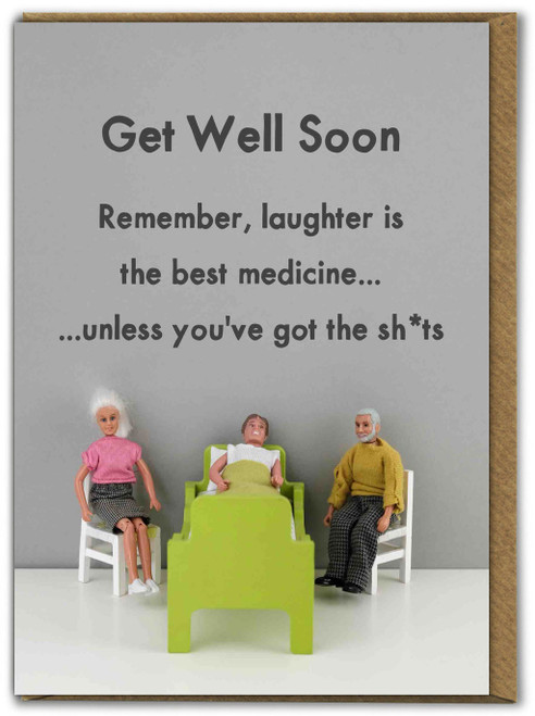 Get Well Soon - The Shits