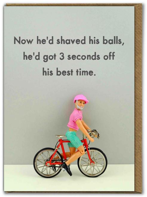 Shaved Balls