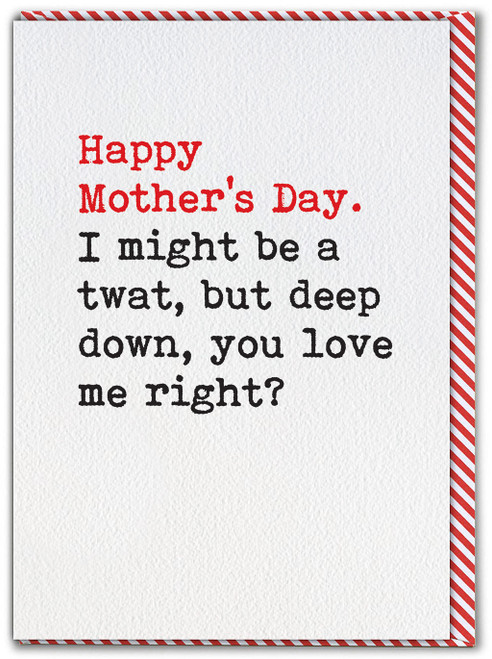 Mothers Day Twat