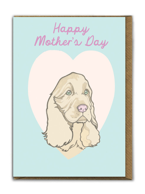 Spaniel Mother's Day