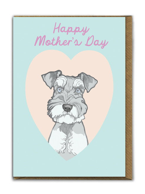 Schnauzer Mother's Day