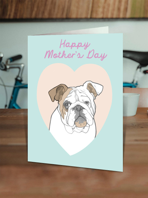 Bulldog Mother's Day