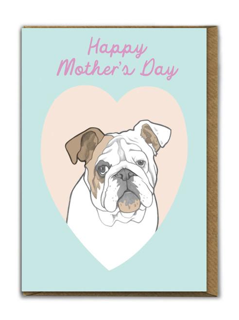 Bulldog Mother's Day