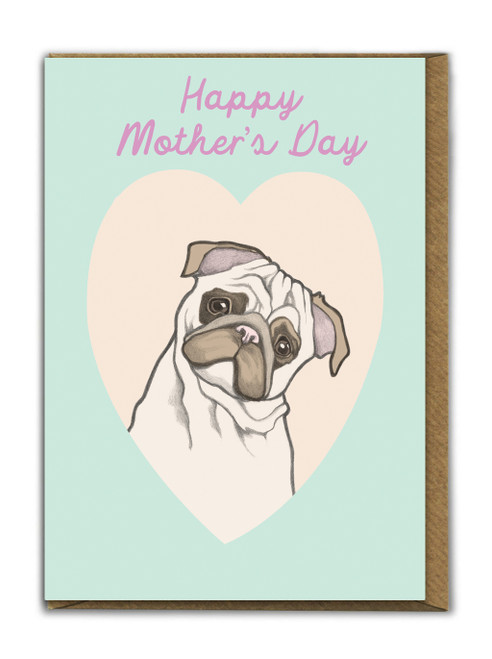 Pug Mother's Day