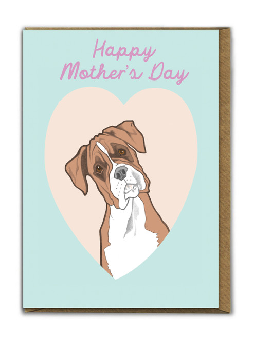 Boxer Mother's Day