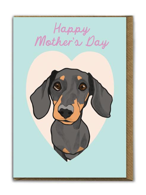 Dachshund Mother's Day