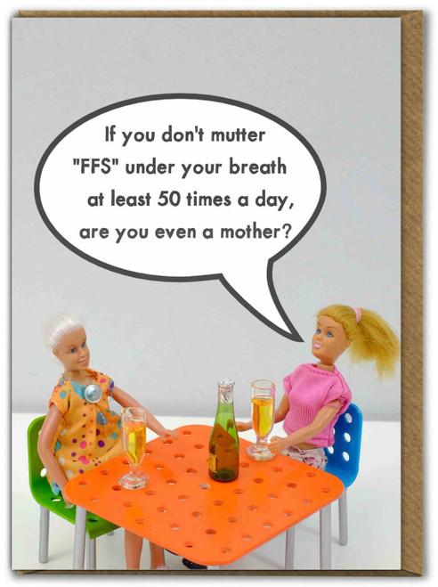 Mutter FFS Mothers Day Card