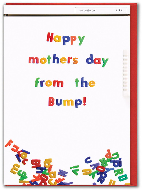 Happy Mother's Day From The Bump XXX