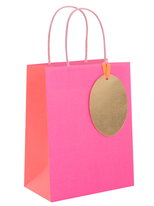 Luxury Pink Medium Gift Bag