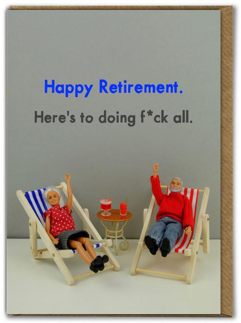 Retirement F All Card
