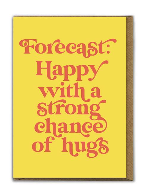 Forecast Card