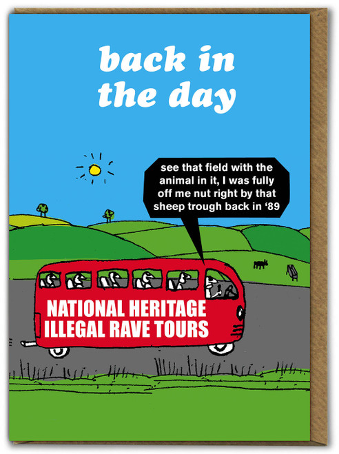 Illegal Rave Tours