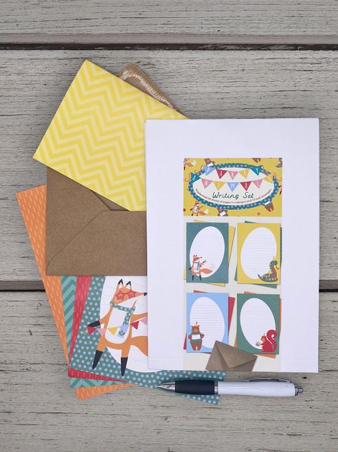 Party Animal - Children's Writing Set