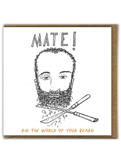 Your Beard Card