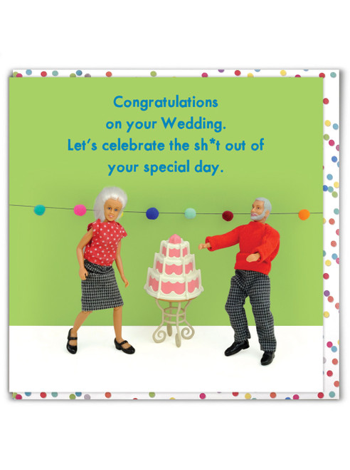 Wedding Let's Celebrate