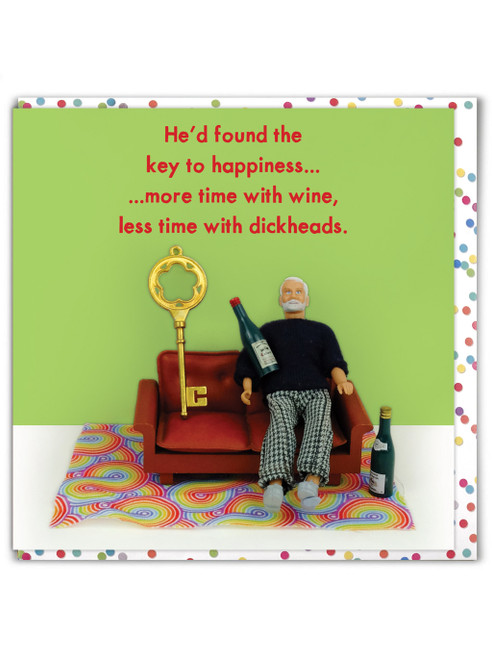 Retirement Key To Happiness