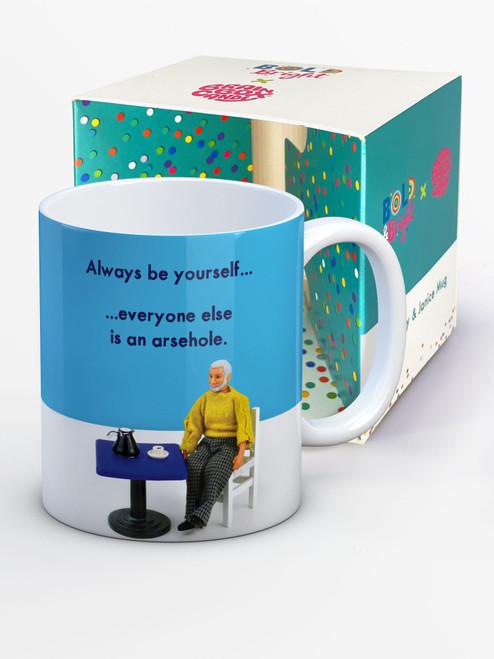 Always Be Yourself Boxed Mug