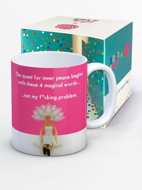 Inner Peace Boxed Mug