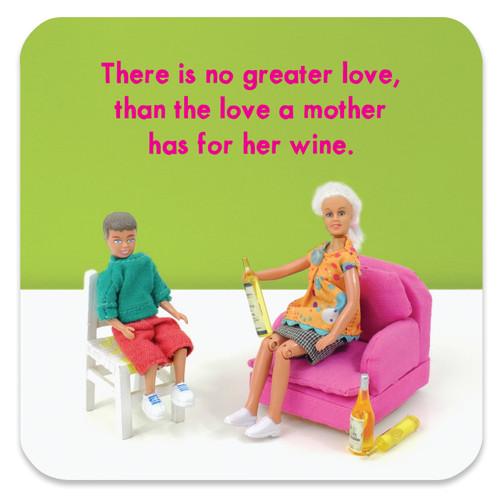 No Greater Love Coaster