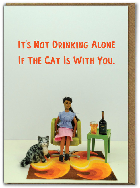 Cat Drink
