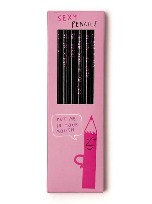 Sexy Pencils - Set of 6