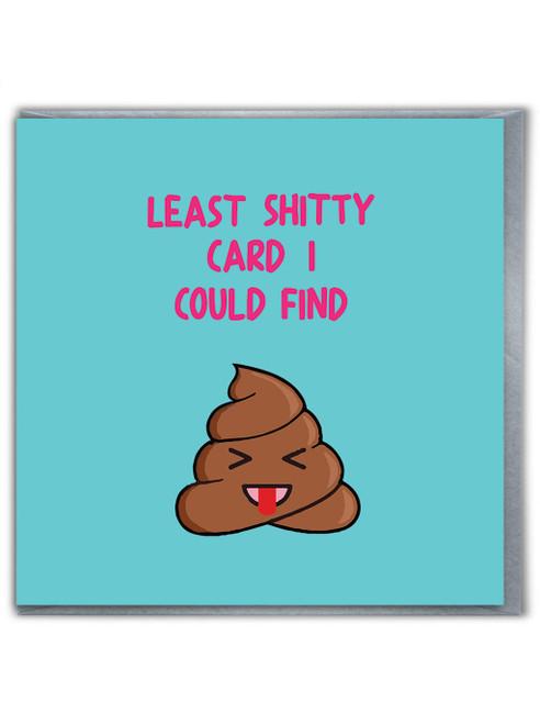 Shitty Card