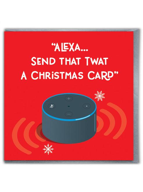 Alexa Christmas Card